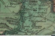1816 Map Barnhill