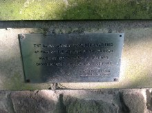 2014 The Plaque in the Kirkyard (PV)