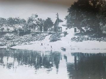 c1900 Boathouse Farm and Boathouse Cottage, Boat Jocks, Blantyre