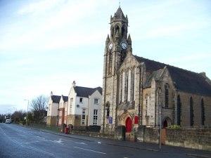 Livingstone memorial Church
