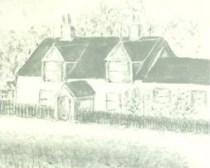 1910 Malcomwood Farm painting