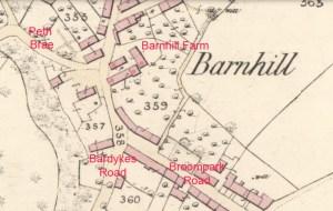 1859 Map of Barnhill