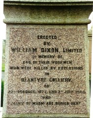 2004 William Dixon monument
