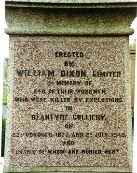 2004 William Dixon monument