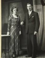 1937 Jim and Agnes Gardner. Shared by N Scott
