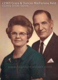 1960 Grace & Duncan MacFarlane Reid
