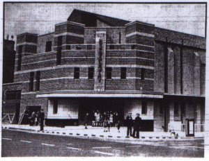 1962 Broadway cinema Blantyre