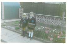 1976 Paul Veverka and Lesley Addison