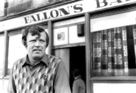 1978 John Fallon at his bar