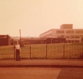 1978 Margaret Farmer at Blantyre High School