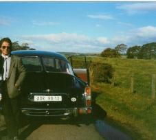 1982 Dr Ivan Ledvinka , Burnbank, Hillhouse and Blantyre doctor