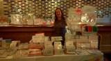 Stall at Parkville Coffer morning 5th Sept (PV)