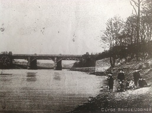 c 1910 Clyde Bridge