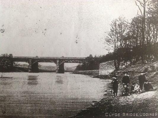 c 1910 Clyde Bridge