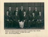 1939 St Johns Ambulance service