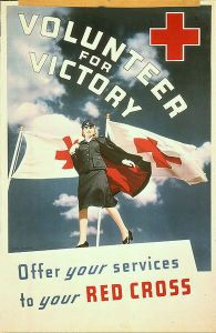 redcross war effort
