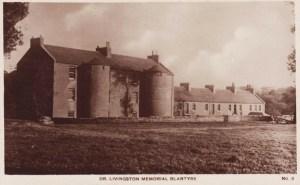 1930 david Livingstone memorial