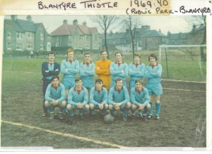 1969 Blantyre thistle