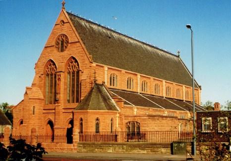 1998 St Josephs chapel and seagulls. Sent in by Robert Stewart