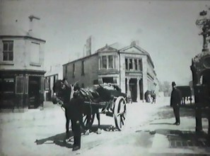 1890s Kirkton Cross, High Blantyre