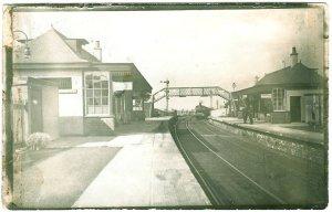 1920 High Blantyre Station