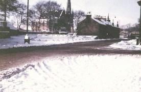 1950's Tenements at Main Street get demolished