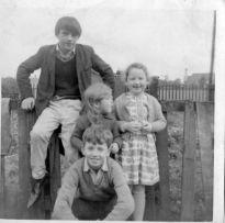 1959 Harry Barclay near Morris Crescent