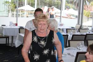 2011 Frances Murphy (nee Docherty) at her 80th party