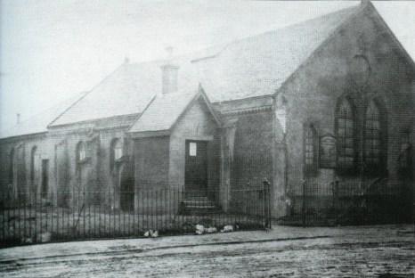 1880 Congregational Church, Craig Street