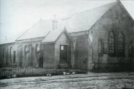 1880 Congregational Church, Craig Street