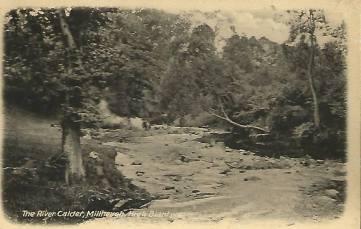 1900s Milheugh River Calder