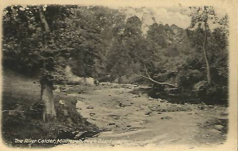 1900s Milheugh River Calder