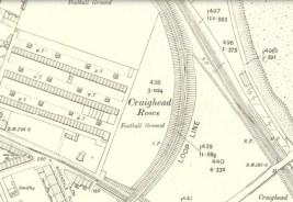 1910 Craighead map