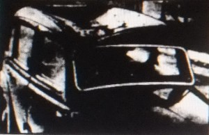 1958 Mr Nimmo's damaged car