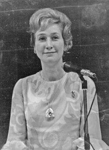 1967 Winnie Ewing, SNP politican