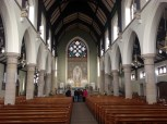 2014 5th Oct, St Josephs Church, Blantyre during open day