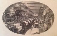 1880 Inside Blantyre Cotton Mills