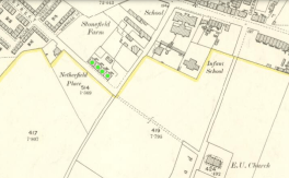 1897 Netherfield Place no longer there