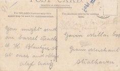 1905 Rear of Stonefield Postcard