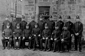 1908 Blantyre Police Group