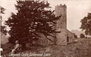 c1900 - 1910s Craigneith Castle