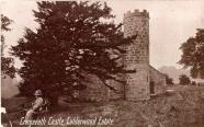 c1900 - 1910s Craigneith Castle shared by Chris Ladds