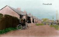 Priestfield Terrace, possibly around 1930