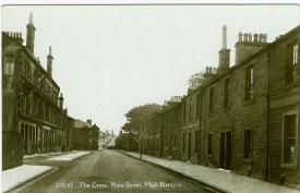 1947 The Kirkton Cross, Main Street (PV)
