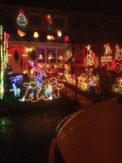 2014 Blantyre Lights (Address & Name private)