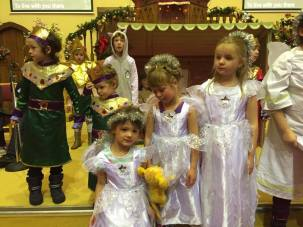 2014 High Blantyre Parish Church Nativity