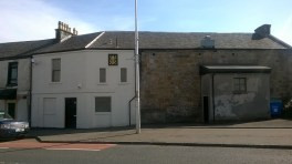 2015 Masonic Hall, High Blantyre (PV)