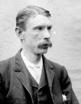 c1905 David Ritchie of Main Street