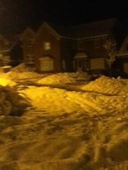 2010 December Snow at Westraigs