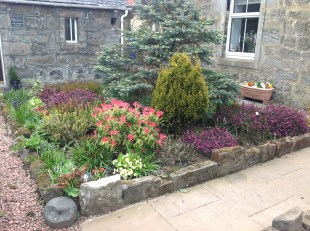 2013 Springtime at Croftfoot House (PV)